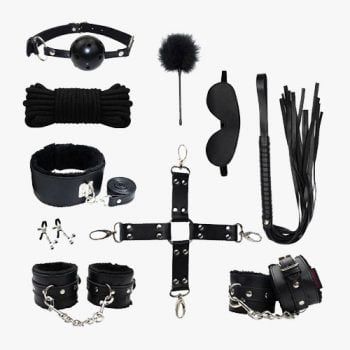 After Dark BDSM Set