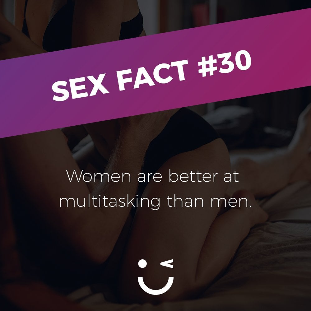 30 Sex Facts You Didn't Know About