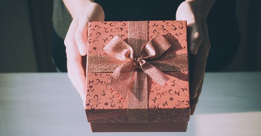 how to cheer someone up gift