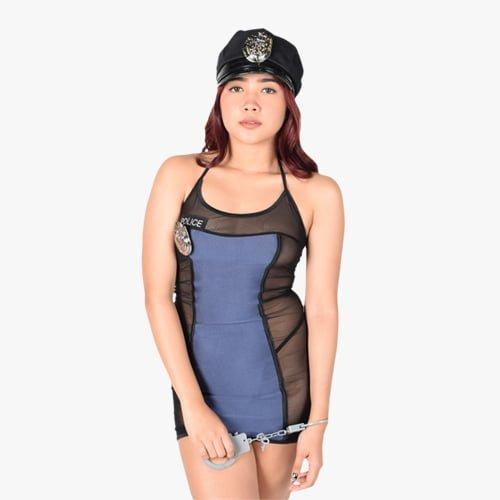 Slutty Policewoman
