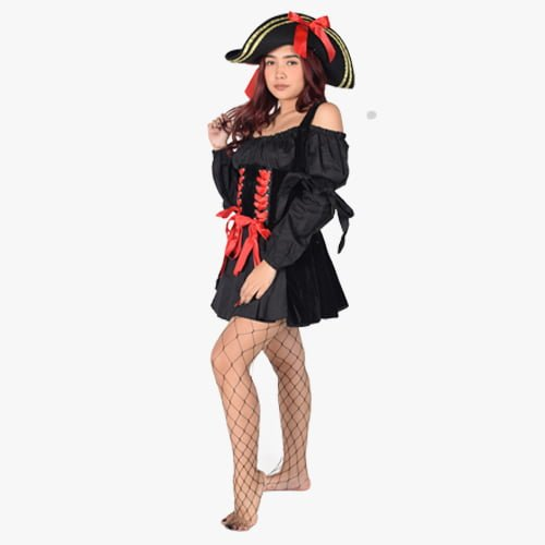 Adventurous Pirate Costume