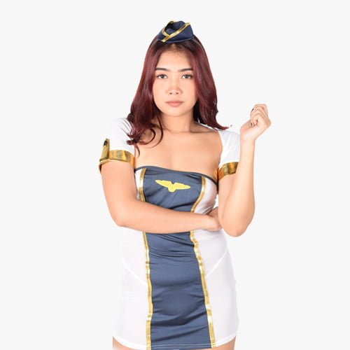 Captain Sailor Lady Costume