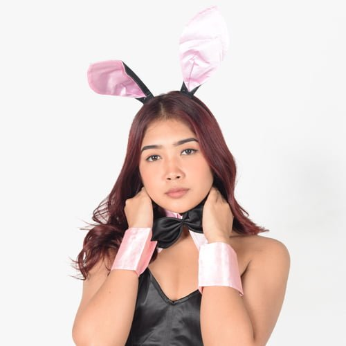 Dark Bunny Costume