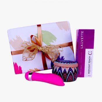 Santa's Little Helper - Gift Box for Her