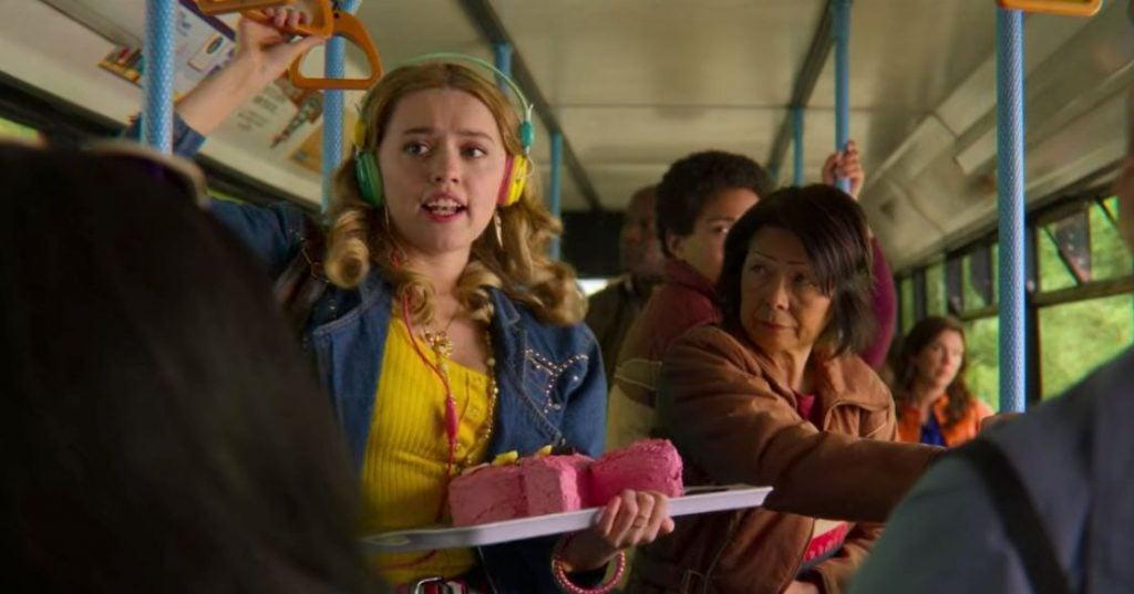 Aimee bus scene sex education